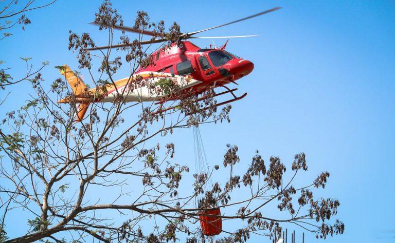 Bombeiros de Goiás intensificam prevenção a incêndios